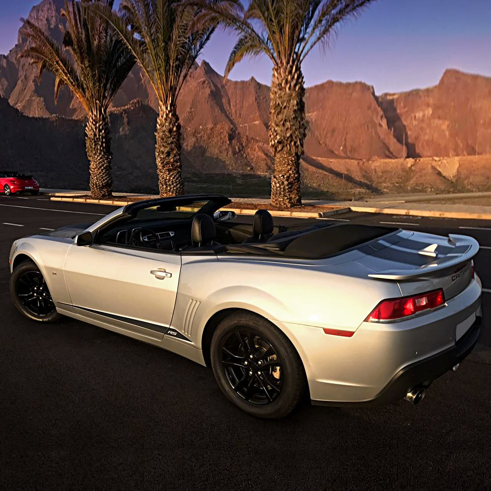 AUTOMATIC Tenerife Sports Cars