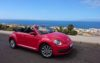 VW Beetle Cabrio RED - AUTOMATIC