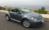 VW Beetle Cabrio GRAY - AUTOMATIC