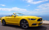 Ford Mustang Yellow - AUTOMATIC