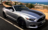 Ford Mustang Silver - AUTOMATIC