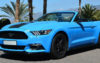 Ford Mustang Blue – AUTOMATIC