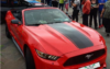 Ford Mustang Red - AUTOMATIC
