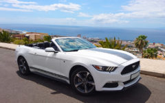 Ford Mustang White - AUTOMATIC